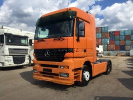 Mercedes-benz Actros 1846 MEGA SPACE